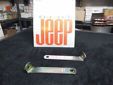 Jeep CJ Laredo, CJ Seat Belts, Wrangler Seat Belts, Seat belt extension bracket