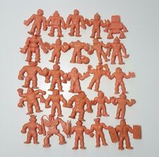 Lot of 25 Vintage Mattel M.U.S.C.L.E Muscle Men Kinnikuman Action Figures Lot#16