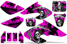 Graphic Kit Honda XR 50 R MX Dirt Pit Bike Decals Sticker Wrap XR50 00-13 REAP P