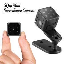 SQ19 H*D 1080P Mini Car DV DVR Small Camera Hidden Camcorder IR Night Vision
