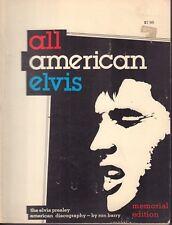 All American Elvis Magazine Elvis Presley 1977 012418nonr2
