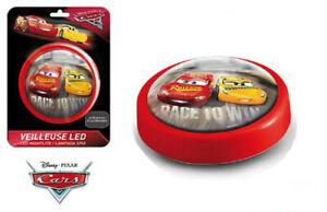 Disney Cars LED Drücklicht 22 cm