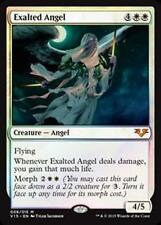Foil EXALTED ANGEL From the Vault: Angels MTG White Creature Rare