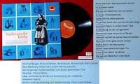 LP Lieder aus der Küche (Polydor 46 800 HiFi) D 1962