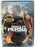Disney's Prince of Persia: The Sands of Time DVD w/ Jake Gyllenhaal New/ Sealed