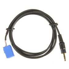 1X(Aux In Input Adapter Interface Cable For Blaupunkt Car Radio Ipod Mp3 3.5M SX