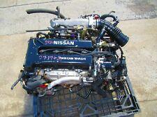 JDM Nissan Primera Sentra 2.0L Engine Motor SR20 SR20DE Engine G20 B13
