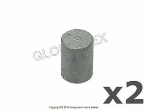 BMW (1975-2002) Parking Brake Pin Left and Right (2) GENUINE + 1 year Warranty