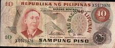 10 PISO - REPUBLIKA NG PILIPINAS - LIMANG PISO -   32-105