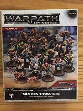 Warpath: Plague 3rd Gen Troopers
