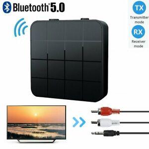 Bluetooth 5.0 Empfänger Transmitter Sender Receiver Stereo Audio Musik Adapter
