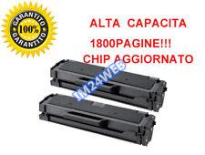 IM MLT-D111L KIT 2 TONER COMAPTIBILE PER XPRESS M2022 M2026W M2070 ALTA CAPACITA