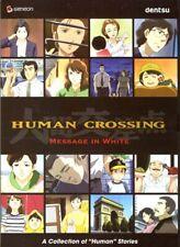 Human Crossing - Message en Blanc Nouveau DVD