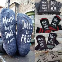 Unisex Funny Socks Printed Men Skate Novelty Women Soft Sock Letter Sport Casual