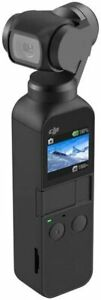 DJI Osmo Pocket Vlog-Kamera Gimbal-Bildstabilisierung 4K Ultra HD, 60 fps, F2.0