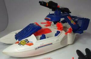VTG 1992 GI JOE COBRA SHARK 2000 PATROL BATTLE CORPS BOAT