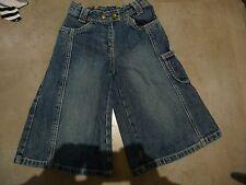jupe culotte ou pantacourt en jean KIABI NKY taille 8 ans pantalon