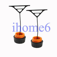 2 pcs Oil Cap For STIHL 021 023 024 025 026 028 029 034S 036 038 039 044 046 048