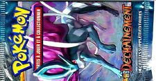 ① 1 BOOSTER CARTES POKEMON Neuf - DECHAINEMENT - SUICUNE
