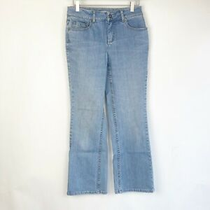 Coldwater Creek Womens Size P6 Petite 6 Blue Jeans