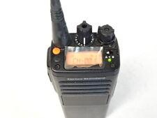 Vertex Standard VX-537-4-5 UHF 450-512Mhz PORTABLE RADIO