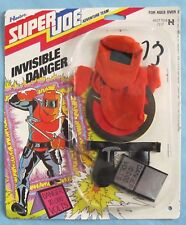SUPER JOE ADVENTURE TEAM - INVISIBLE DANGER - ACCESSORY PACKAGED - HASBRO - 1977