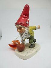 Goebel Co-Boy  Jim the Bowler Gnome