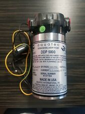 More details for genuine aquatec 120psi by pass water pump for prochem portable carpet cleaners