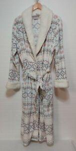 Secret Treasures Robe 2x 18 W 20 W Long-sleeved Soft Warm Robe With Belt 2 Pocke