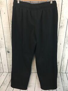 "TRU-Spec Black Cargo Pants Size Small 32.5 - 35.5"" Inseam 27-31"" Waist Police R2"