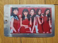 [KPOP]SM TOWN COEX ARTIUM GOODS - Red Velvet Rookie 4X6 Photo set