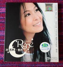 Rene Liu ( 劉若英) ~ All Night Long( Malaysia Press ) Cd