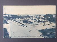 ±1930 Postcard CUBA PINAR DEL RIO Plaza de la Independencia Square  Ed. Emporium
