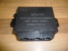 ALFA 159 Posteriore Sensore Di Parcheggio ECU P/N 50504760 05-11