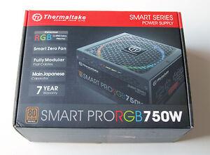 Thermaltake Smart Pro RGB 750W Fully Modular 80+ Bronze ATX PSU power supply