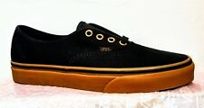 Vans Authentic Black/Rubber Brand New