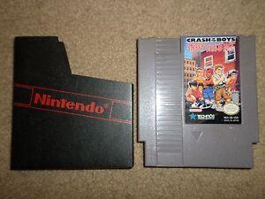 Crash 'N' the Boys: Street Challenge (Nintendo Entertainment System, 1992)