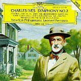 Ives: Symphony No. 2 / The Gong on the Hook & Ladder, or Firemen's Parade on Mai