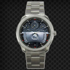 Only One Men's Apparel Mercedes Benz 350SL Roadster R107 Sport Metal Watch