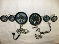 Lamborghini Countach replica gauges set, Speedo, counter instruments