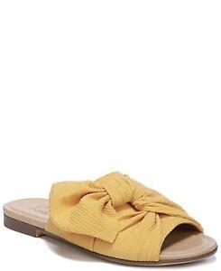 Naturalizer Tea Sandal Yellow Size: 10.5 B
