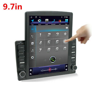 Bluetooth Car Stereo Radio GPS Navigation MP5 Player w/Camera Wifi/FM/Hotspot