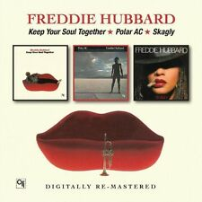 Freddie Hubbard - Keep Your Soul Together/Polar Ac/Skagly [New CD] UK - Import