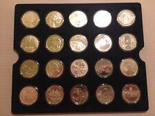 10 Euro Gedenkmünzen Deutschland (Auswahl)