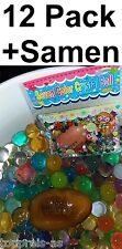 12x seven color crystal boll bio soil ball Pfanzenerde I love you miss you Grüße