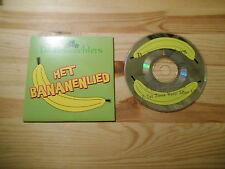 CD POP de boswachters-het Banana Song (2 Track MCD) Salty Dog/Music Net