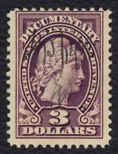 #R242 $3 Documentary: Liberty, Used [1] **ANY 4=FREE SHIPPING**