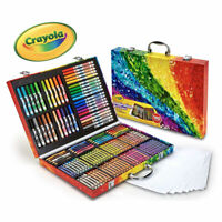Crayola Inspirational Art Case - Tools to Fuel Your Imagination - 140 Pieces