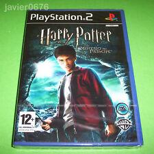 HARRY POTTER Y EL MISTERIO DEL PRINCIPE NUEVO PAL ESPAÑA PLAYSTATION 2 PS2