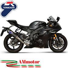 Scarico Completo Termignoni Yamaha R6 2019 19 Moto Collettori In Titanio Racing